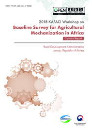 KAFACI Workshop on Baseline Survey for Agricultural Mechanization in Africa :Country Report