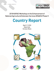 KAFACI Workshop on the Enhancement of national agricultural extention services (ENAES)phase Ⅱ :Country Report