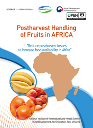 Postharvest handling of Fruits in AFRICA :Reduce Postharvest losses to increase food acailability in Africa