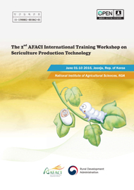 AFACI Program Workshop on Sericultural Technology in Asia